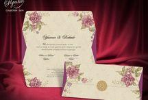 Invitatii noi / Comandati acum cele mai frumoase si noi invitatii de nunta. Modele de invitatii pe toate gusturile.
