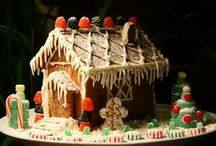 Gingerbread Houses / by Julie .