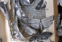 kağıt sanat doku