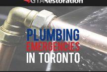 Need a Plumber? Is it an Emergency? Emergency Plumber Toronto - Fast Emergency Plumbing Toronto