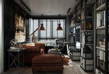 Interior | Study Room