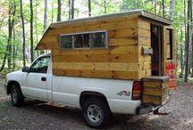 Homemade Pickup Camper Ideas