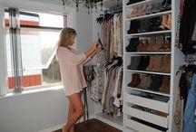 Closet lovin