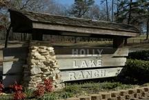 Holly lake ranch...home
