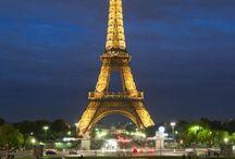 Yo Amo a Paris / Paris, the City of Light is my favorite city in the world!  / by Elvia Martinez