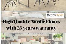 Interior finishes / Smartpanels & Nordic Floorings