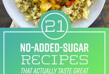 Bye Bye Sugar Recipes