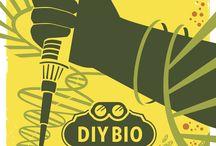 Hacking: DIYBio • Transhumanism / Biohacking, wetware, genetics, trans humanism / by Emancipated Squirrel
