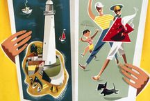 Posters: lighthouses