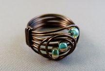 Wire - prsteny