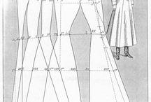šaty-strih