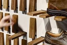 Created shoes rack