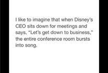 Disney-rific / by Julie