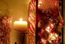 Christmas Decorations / by Angela Hollander, Origami Owl, Independent Designer