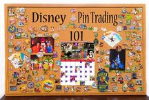 Disney Pin Trading / Everything you need to know about trading pins in Disney Parks.
