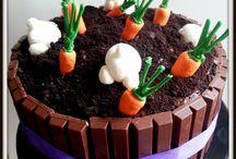 gâteau KitKat lapin