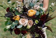 Deep Rich : Wedding Colors