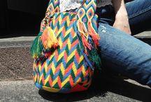 Bolsos / Wayuu style