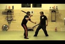 Palakaw (Walk Through Drill) / Kali walk through parrying and countering drill