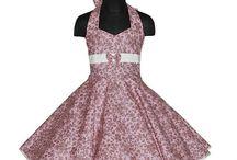 Girls petticoat dress (Mädchenkleider)