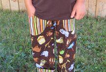 Boys Clothing Tutorials