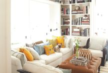 For the Home - Small Spaces / not litterally about the small space, but making the most of what you have, by actual space and decor / by Annie Aldaco