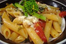 Pasta!!! / by Carolyn Lerner