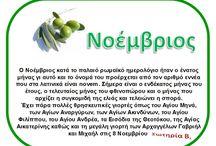 ΝΟΕΜΒΡΙΟΣ