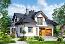 exterior house plan