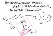 GORPUTZ ANITZAK / Gorputzen aniztasuna  bistaratzen