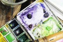 Aprendiendo a pintar / Tutoriales sobre como aprender a pintar