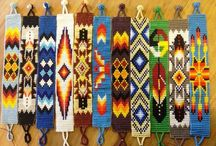 Native American beaded