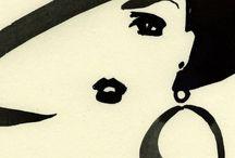 my eyes adored ya / Artwork that makes my eyes smile! / by Denise Wright