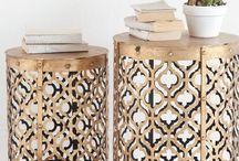 Etniske møbler