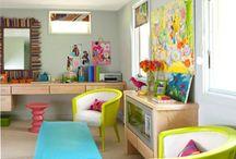 Diseño interior y decoracion / by Silvana Vergara