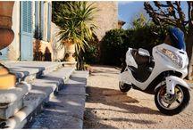 Ventys 340 & 660 / Avec le scooter électrique 125 Ventys 340 et 660, toujours plus : - De plaisir avec son démarrage en douceur et sa conduite souple. - D'autonomie avec sa toute nouvelle génération de batteries et son B.M.S qui optimise la consommation d'énergie.