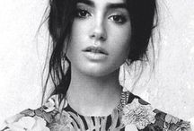 Lily Collins❤️