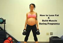 Surviving Pregnancy / Helps tips to survive daily struggles with pregnancy.
