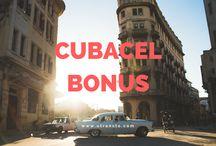 Cubacel Aktion / Cubacel Bonusaktion Artwork von utransto
