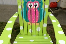 Owls / Owl crafts & owl sewing projects / by Sherry Hill