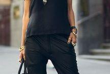 Musta vaatetus