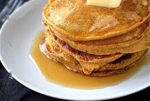 breakfast ideas / by Vicki Allen