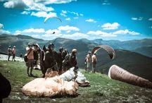 parapente, paragliding