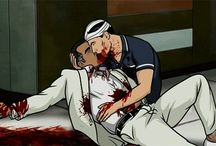 "Archer / #ArcherVice  A ""dying"" man's last wish. . . with some tongue."