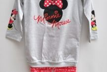 Komplety dziecięce Myszka Minnie / http://onlinehurt.pl/?do_search=true&search_query=myszka+minnie