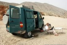 Camper Vans Mods / Sprinter