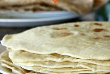 Food - Breads- pizza and flat breads