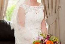 More Real Brides   / Hair & makeup by Lesley @ Pamper & Polish