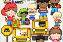 Libro  imágenes preescolar