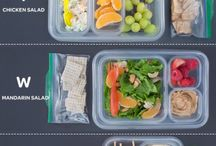 Toddler Lunches :)
